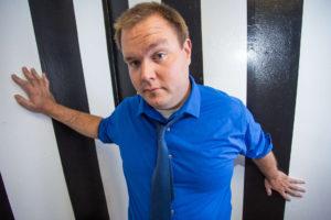 Iowa Comedy Hypnotist Cory Osborn
