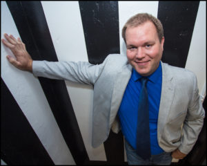 West Virginia Comedy Hypnotist Cory Osborn