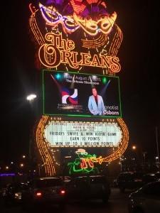 Osborn Experience Las Vegas, NV